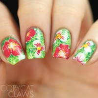 Print On Your Nails:15 Creative Nail Art Ideas - Style ...