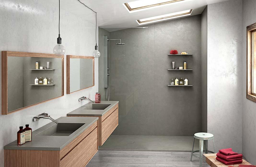 11 panneaux muraux étanches pour habiller la douche I Styles de Bain