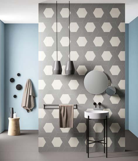 5 idées originales pour carreler la salle de bains Styles de Bain