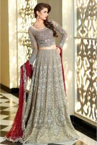 Pakistani Designer Bridal Dresses Maria B Brides 2018-2019 ...