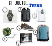 Teenage Guys Christmas Gift Ideas - Christmas Presents for ...
