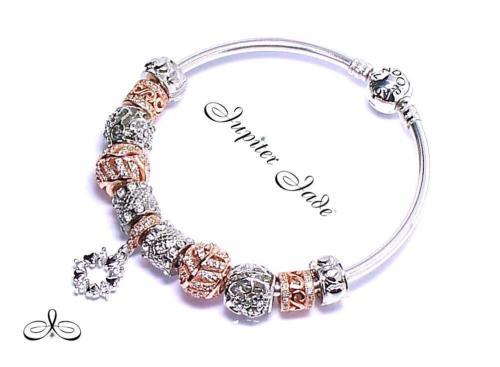 Rose Gold Charm Bracelet And Its Benefits Styleskiercom