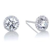 Buy the Best diamond stud earrings Ever Gifted