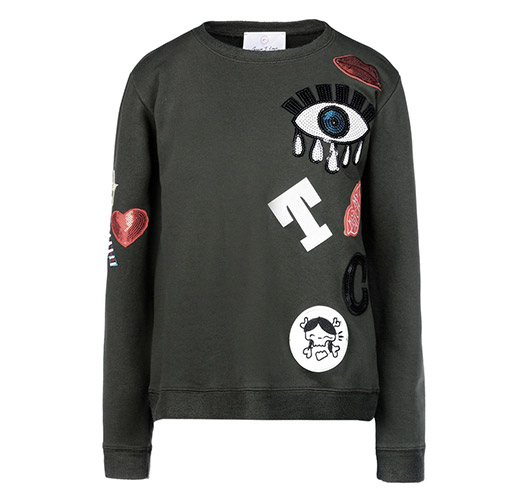 Sweatshirt von George J. Love