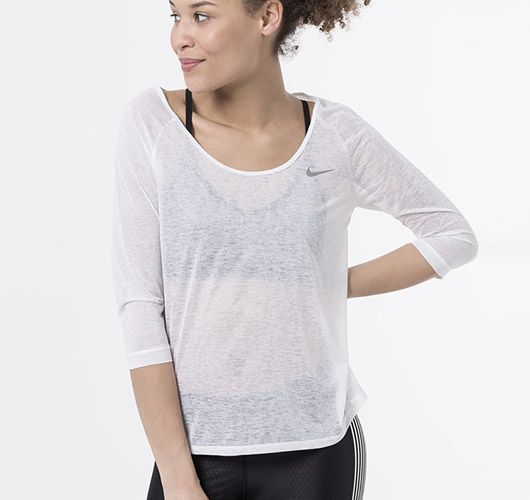 Cool Breeze Langarmshirt von Nike