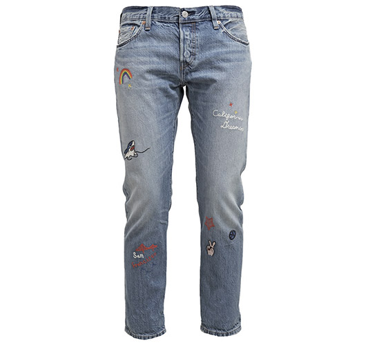 Relaxed Fit Jeans von Levi´s