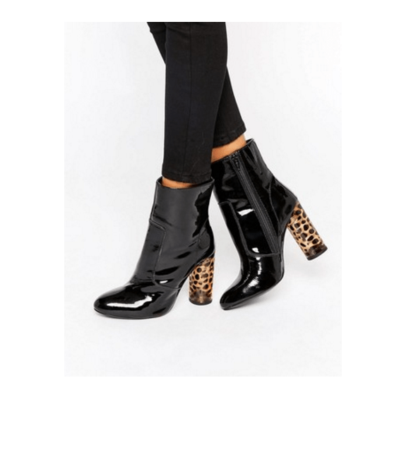 How to Style Sock Ankle Boots