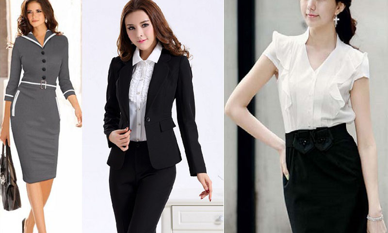How to dress up for your first job interview - Stylfemina
