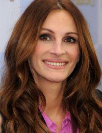 Dark Red Hair Color Julia Roberts Hair Pinterest Of Julia ...