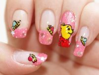 Disney Nail Art - 16 Disney Nail Art Designs & Ideas