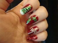 Christmas Nail Design Ideas 2012