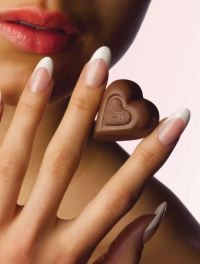 Valentine's Day Nail Art Design Ideas 2012