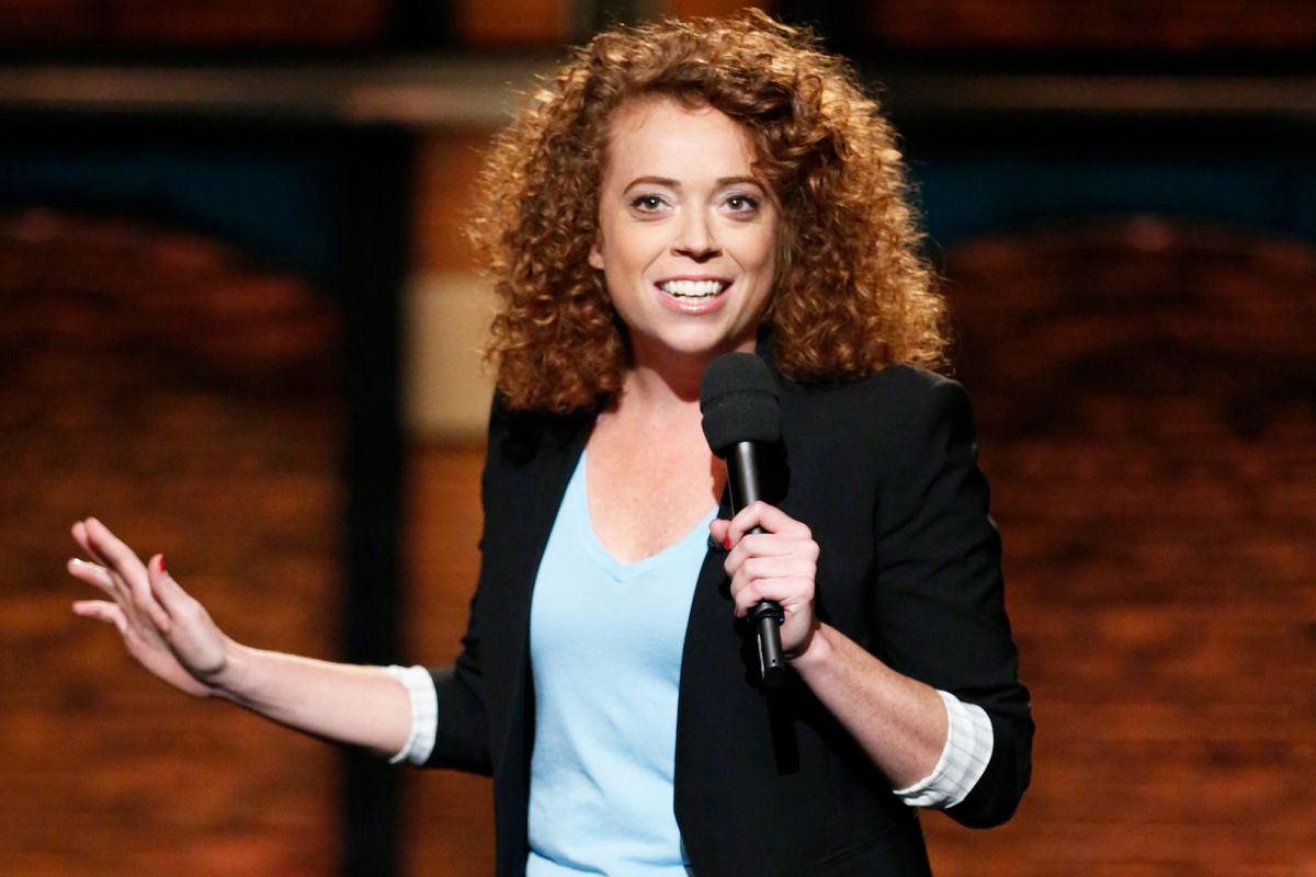 Why Michelle Wolf Wants To Make Jokes About The Abortion Ban