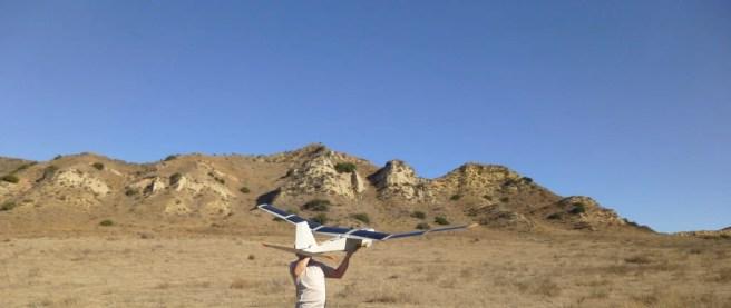 Solar Puma Launch