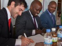 Rwanda:- Agreement signed with Zipline to use drones for delivery of essential medical products