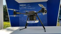 Nokia showcases LTE technology for the use of drones in smart cities
