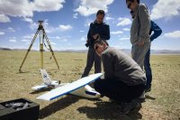 Precision landing at high altitude: 4264 m – record for the SIRIUS PRO!