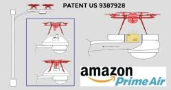 Amazon Skynest Patent Featured