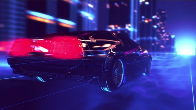 Police Car Wallpaper Mobile Video Animated Short Stars A Delorean Some Seriously