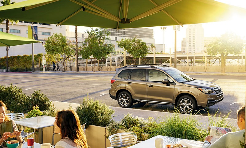 Get to Know the 2018 Subaru Forester EyeSight Driver Assist Technology