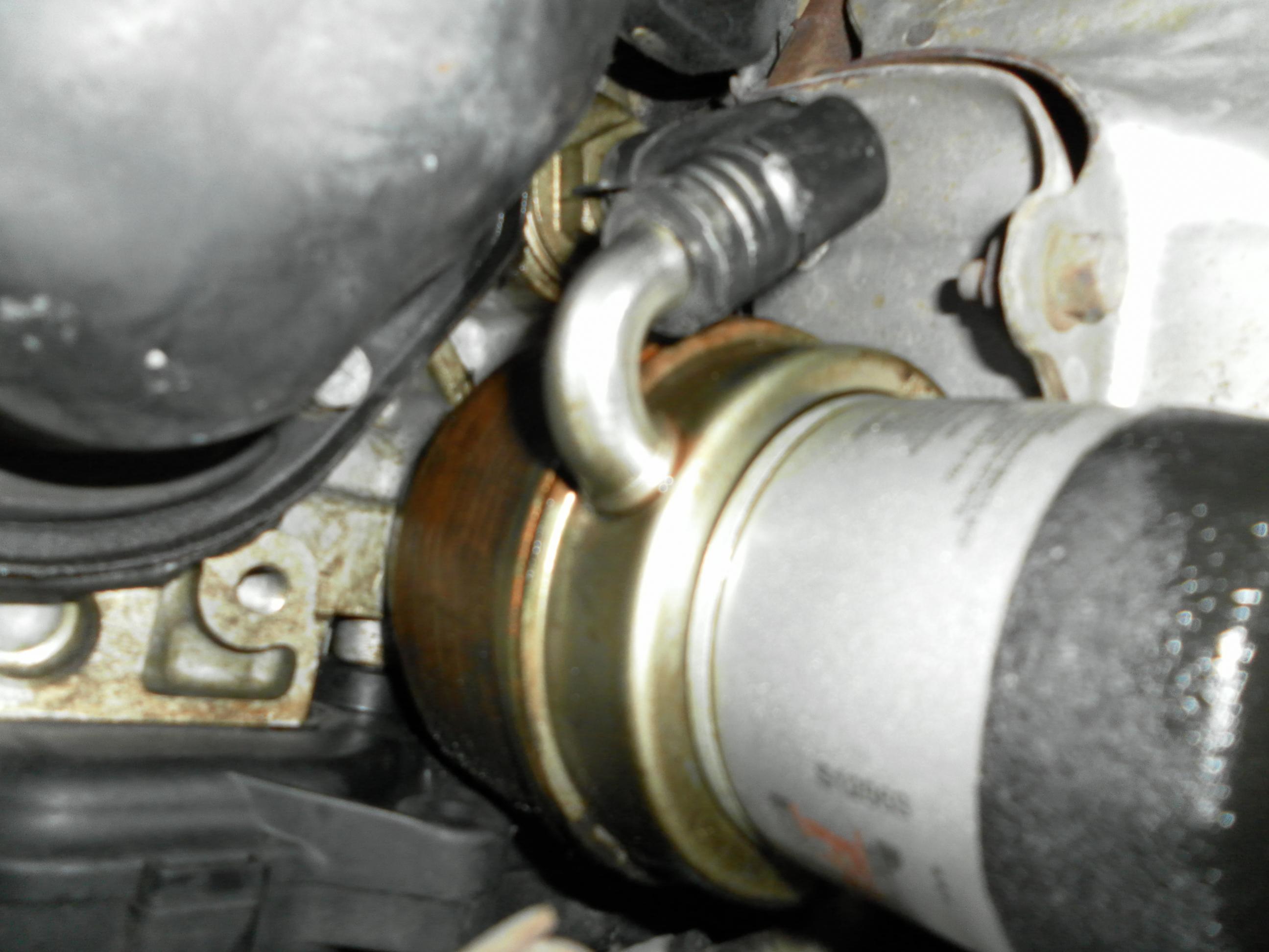 2004 ram 2500 fuel filter