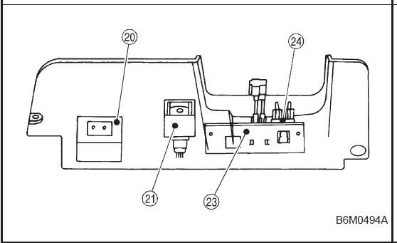 relay tester schematic