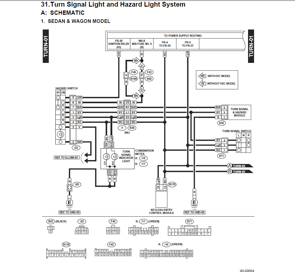trailer light wiring harness subaru forester