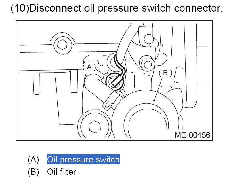 Oil Pressure Sender Switch Schematic Wiring Diagram