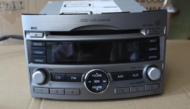 Radio Seek Problem and Request for TSB - Subaru Outback - Subaru