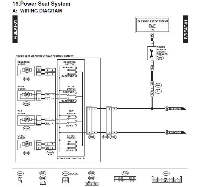 wiring a switch after the light