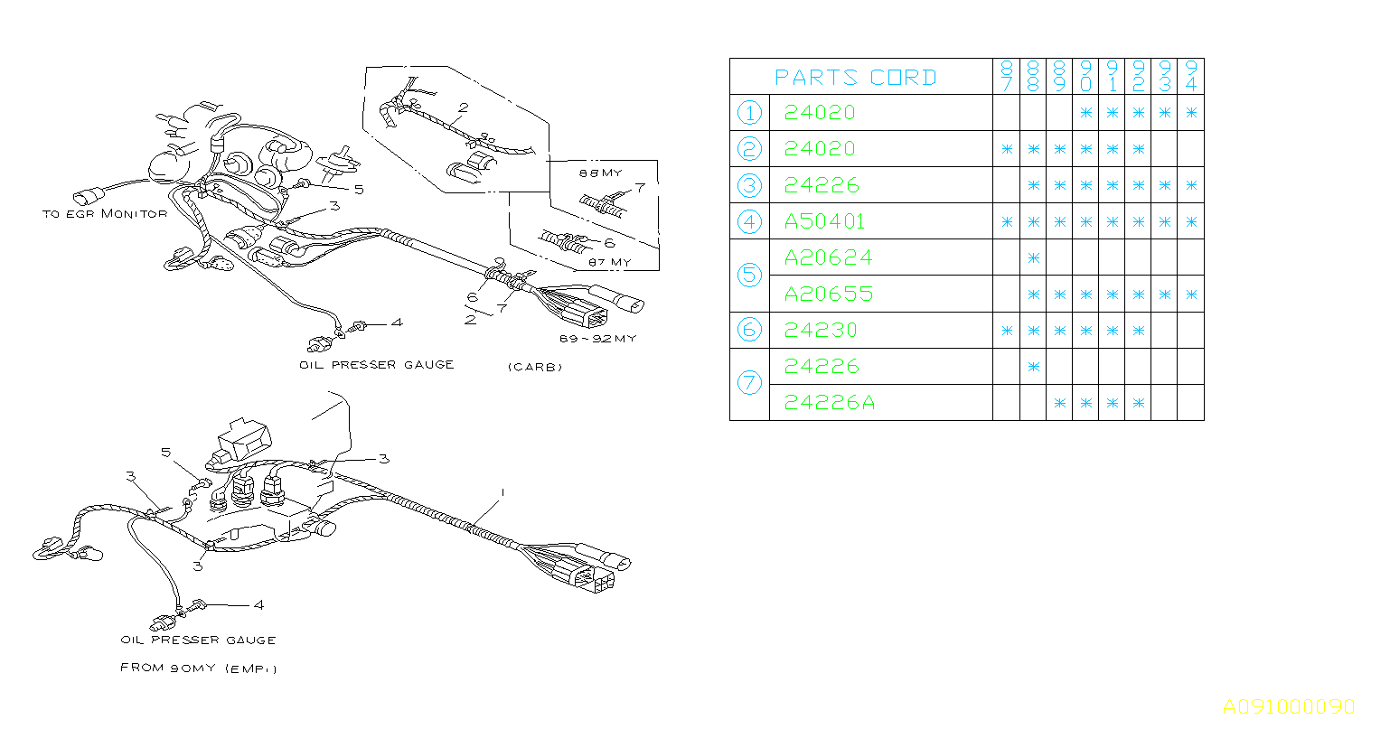 switch wiring diagram empi
