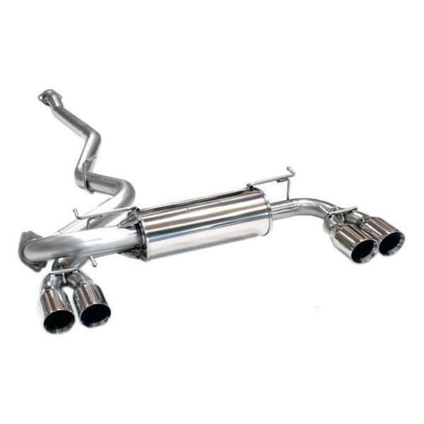 2004 subaru outback exhaust system