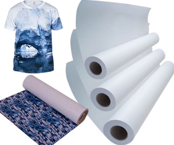 The System Process Of Dye Sublimation Textile Printing2