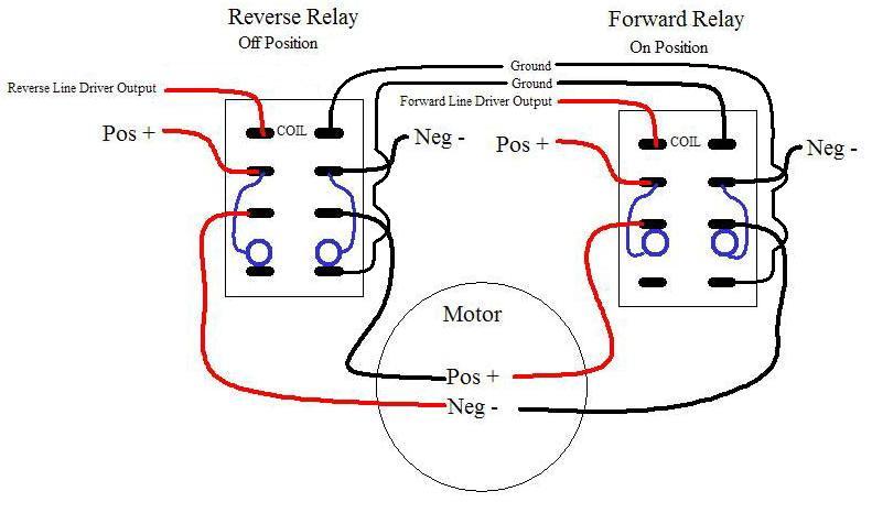 Dpdt Relay Wiring wiring diagram panel
