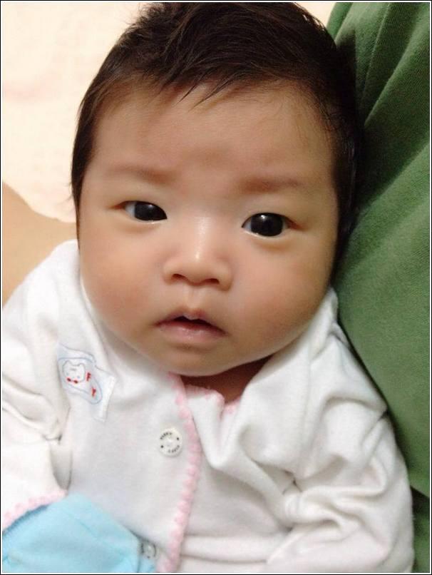 Ayden 1 month