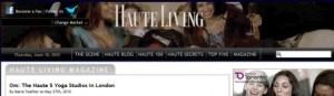 Subodh Gupta featured in Haute Living