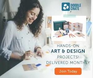 Doodle Crate Subscription Box