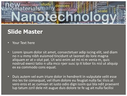 Nanotechnology powerpoint templates free download ltt nanotechnology words powerpoint template is one of the best free jpg 2 toneelgroepblik Image collections