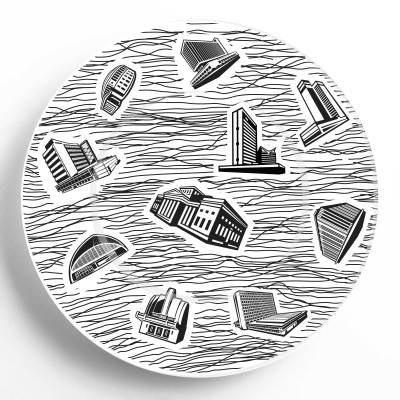 Homemaker plate stylised version
