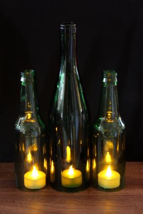 Bottle decorating ideas suburban diy bottle decorating ideas solutioingenieria Image collections