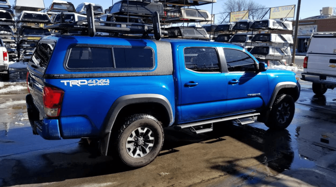 2018 Tacoma Are Overland Edition Topper Rhino Pioneer