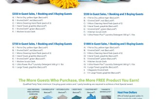 November Norwex Hostess Specials