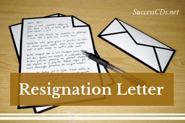 Resignation Letter Format, Samples, Tips - Simple Resignation Letter