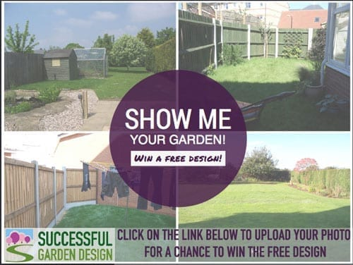 Can you help me settle an argument with my mother (and potentially get your garden designed for free!)