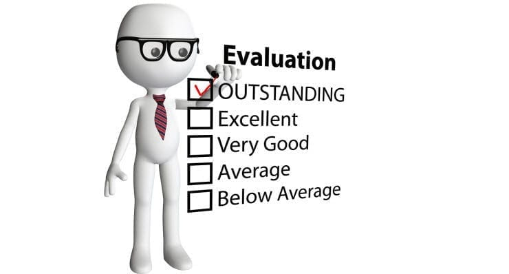 The Absurdity of the Annual Performance Review - performance reviews