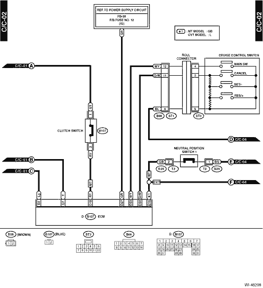 subaru eyesight wiring diagram transmission