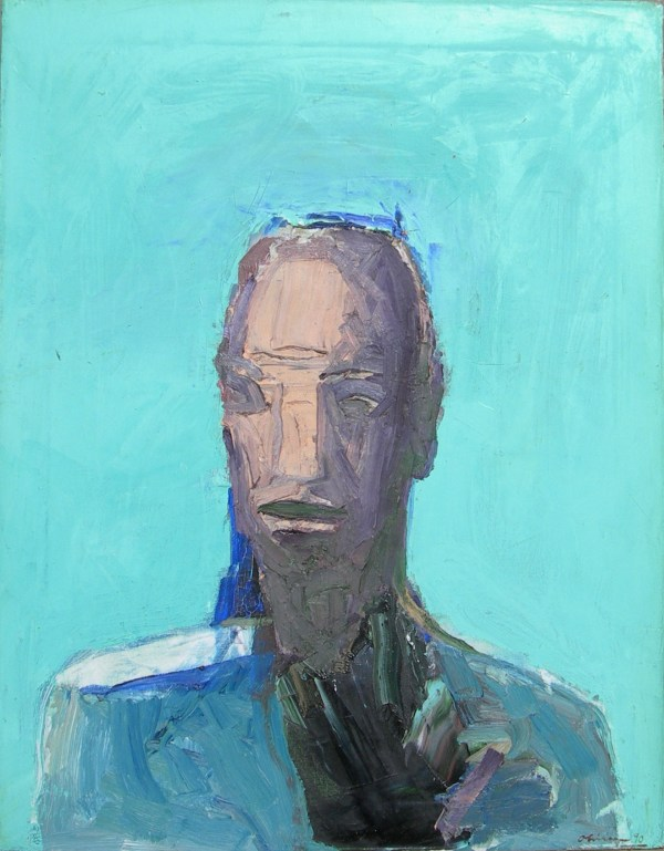 nathan-oliveira-blue-head
