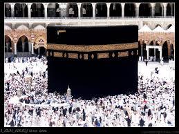 بالصور: باب الكعبة في المسجد الحرام.. أكبر كتلة ذهبية في العالم