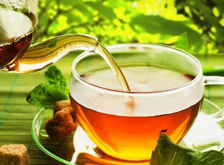 تناول الشاي بدلا من المشروبات الغازية يجنبك مرض السكر