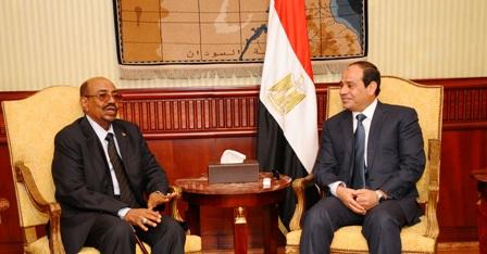 الحزب الحاكم بالسودان يؤكد على استراتيجية العلاقات بين الخرطوم والقاهرة
